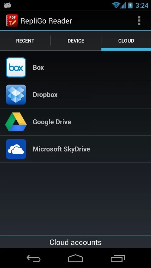 convertire jpg in pdf android