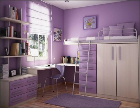 bedroom-lilac-colors-decorating-ideas-teens-bedroom-the-best-cool-bedroom-ideas-for-teenage-girls-inspiring-ideas-615x473