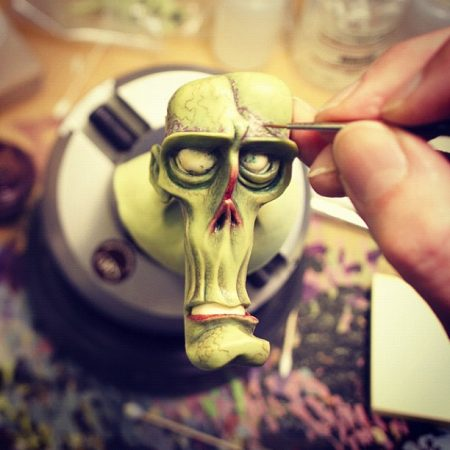 Film 3d horror in Stop Motion - ParaNorman